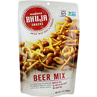 Majans Bhuja Beer Mix, 7 oz