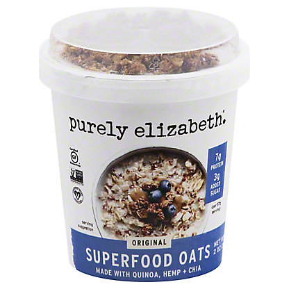 Purely Elizabeth Oats Original Superfood, 2 oz