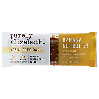 Purely Elizabeth Grain Free Bar Granola Banana Nut, 1.4 oz
