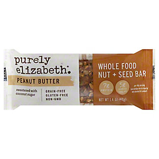 Purely Elizabeth Grain Free Bar Granola Peanut Butter, 1.4 oz