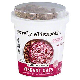 Purely Elizabeth Vibrant Oats Raspberry, 2 oz
