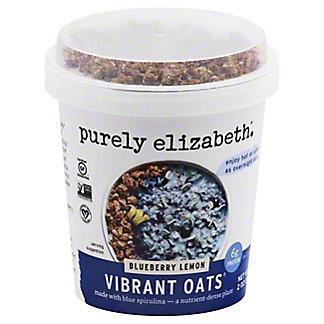 Purely Elizabeth Vibrant Oats Lemon Blueberry, 2 oz