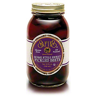 Safies Sweet Pickled Beets, 32 oz
