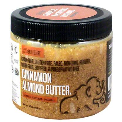 Base Culture Cinnamon Almond Butter, 16 oz