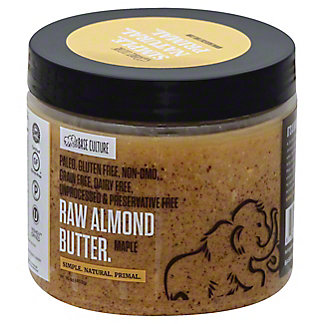Base Culture Maple Almond Butter, 16 oz