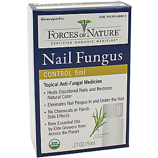 Forces Of Nature Nail Fungus Control, 5 mL