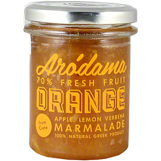 Arodama Orange Marmalade With Apple And Lemon Verbena, 7.7 oz