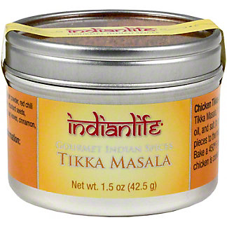 Indian Life Tikka Masala Spice, 1.5 oz