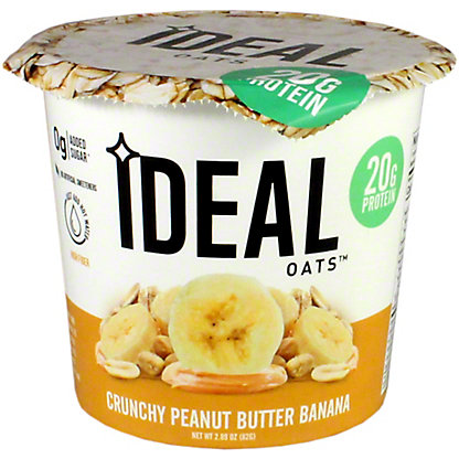 Ideal Oats Peanut Butter Banana Protein, 2.89 oz