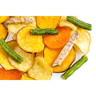 Bulk Andalucia Mixed Veggie Chips, Sold by the pound