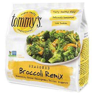 Tommy's Seasoned Broccoli Remix, 10 oz