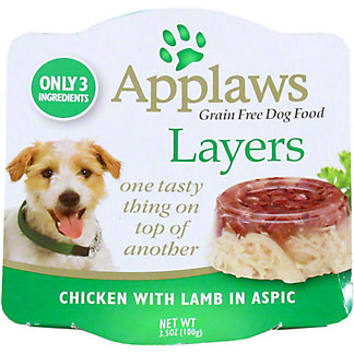 Applaws Layers Chicken Lamb, 3.5 oz