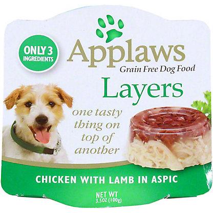 Applaws Layers Chicken Lamb, 3.5 oz