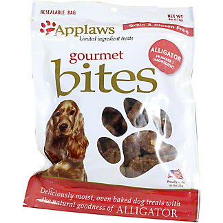 Applaws Gourmet Bites Alligator, 4 OZ