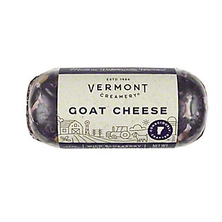 Vermont Creamery Blueberry Lemon Goat Cheese, 4 oz