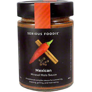 Serious Foodie Mole Mexican Mirasol, 10 oz