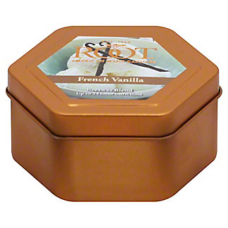 Root Candle French Vanilla Traveler, 4 oz