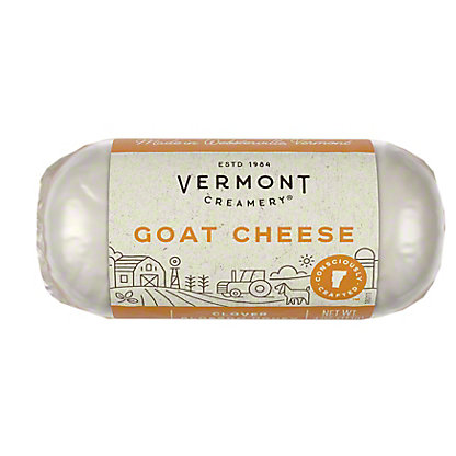 Vermont Creamery Honey Fresh Goat Cheese, 4 oz