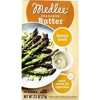 Medlee Butter Lemon Herb, ea