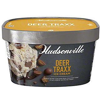 Hudsonville Ice Cream Deer Traxx, 48 oz