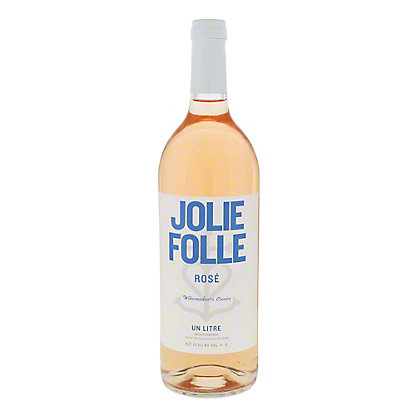 Jolie Folle Winemaker Cuvee Rose, 1 L