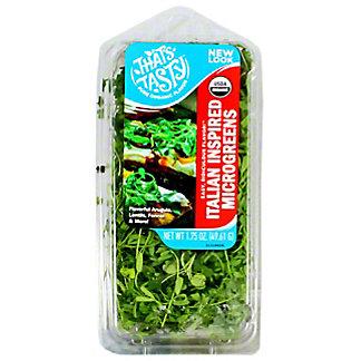 That's Tasty Italian Inspired Microgreens, 1.75 oz