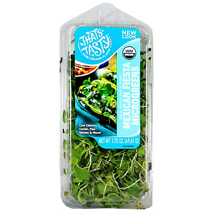 That's Tasty Mexican Fiesta Microgreens, 1.75O oz