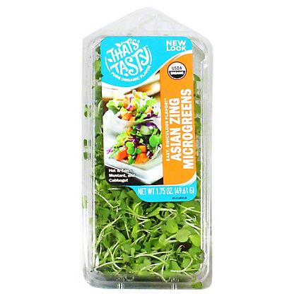 That's Tasty Asian Zing Microgreens, 1.75 oz
