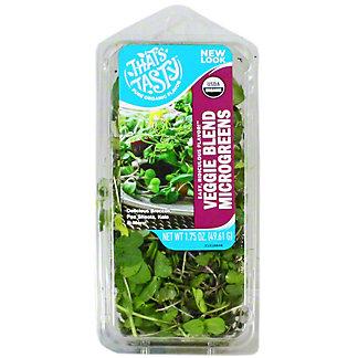 That's Tasty Veggie Blend Microgreens, 1.75 oz