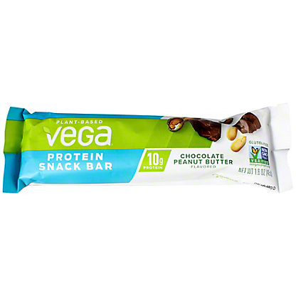 Vega Chocolate Peanut Butter Protein Snack Bar, 1.59 oz