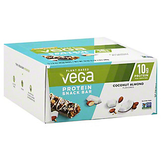 Vega Protein Snack Bar US Coconut Almond , 12 pk