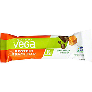 Vega Protein Snack Bar Chocolate Caramel, 1.6 oz