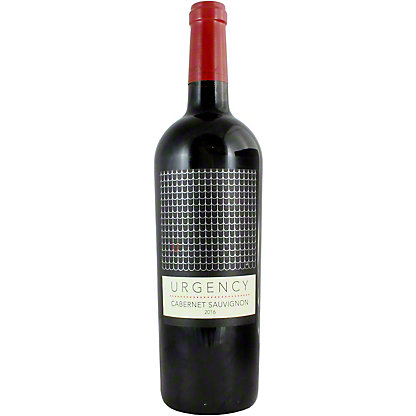 Urgency Cabernet Sauvignon, 750 ML