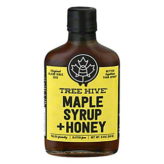 Tree Hive Maple Syrup & Honey, 8.5 oz
