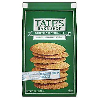 Tates Bake Shop Bake Shop Crispy Coconut Cookies, 7 oz