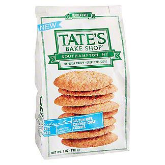 Tates Bake Shop Gluten Free Coconut Cookies, 7 oz