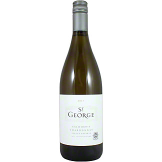 St. George Chardonnay Select Reserve, 750 mL