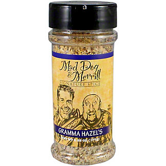 Mad Dog Gramma Hazels Spice, 6.25 oz