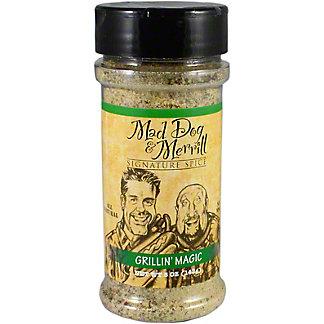Mad Dog Grillin Magic Spice, 5 oz