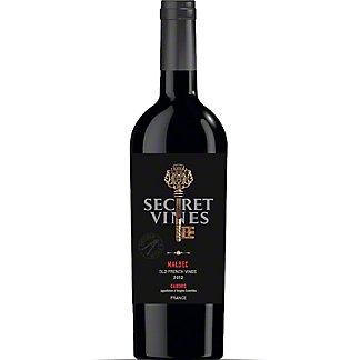 Secret Vines Malbec, 750 mL