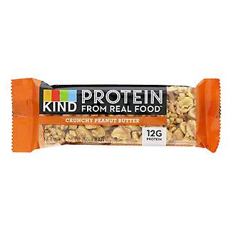 Kind Protein Crunchy Peanut Butter Bar, 1.76 oz