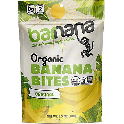 Barnana Chewy Banana Bites Og Original, 3.5 oz