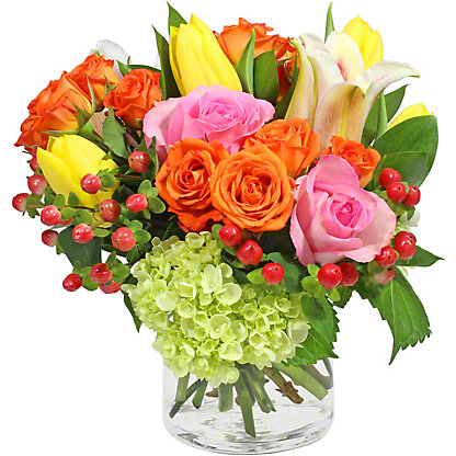 Central Market Signature Vase Arrangement, ea