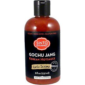 Sinto Gourmet Gochujang Garlic Sesame, 8 oz