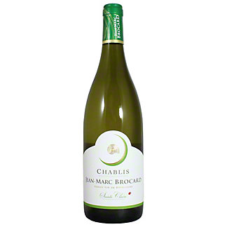 Jean Marc Brocard St Claire Chablis, 750 mL