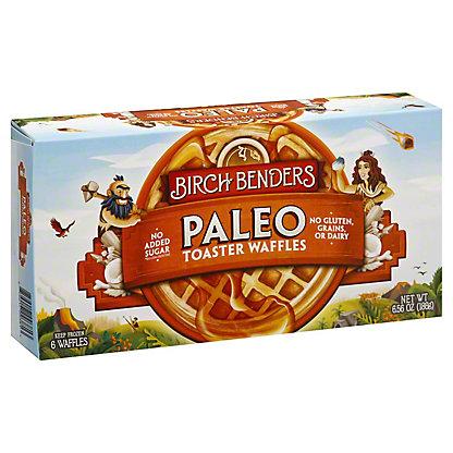 Birch Benders Toaster Waffles Paleo, 6.54 oz