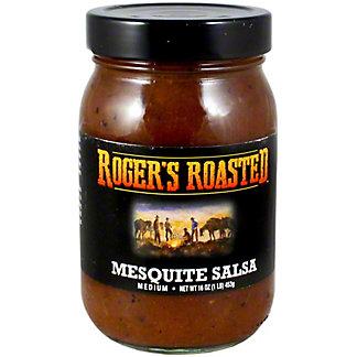 Roger Roasted Mesquite Salsa, 16 oz