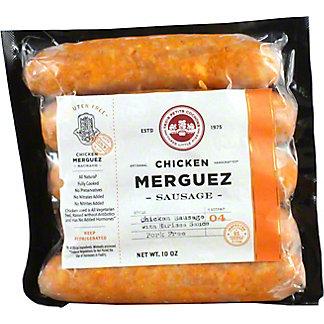 Three Little Pigs Chicken Merguez Sausge, 10 OZ