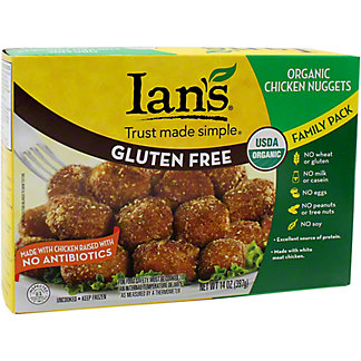 Ian's Chicken Nuggets Family Pack, 14 oz