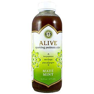 GT's Cider Mint Mate Sparkling, 16.2 oz